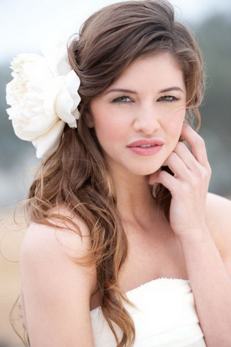 Modern Wedding Hairstyles For Long Hair | New Fashion Hairstyle Ideas