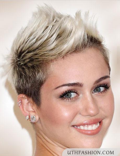 short short spiky hairstyles for women for men short spiky