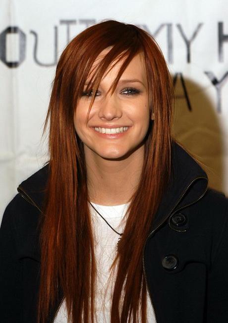 Ashlee Simpson Haircut