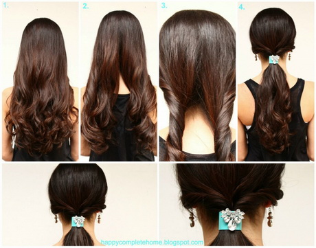 Do it yourself hairstyles for long hair diy 20 fab hair styles you can try at home the perfect line solutioingenieria Image collections