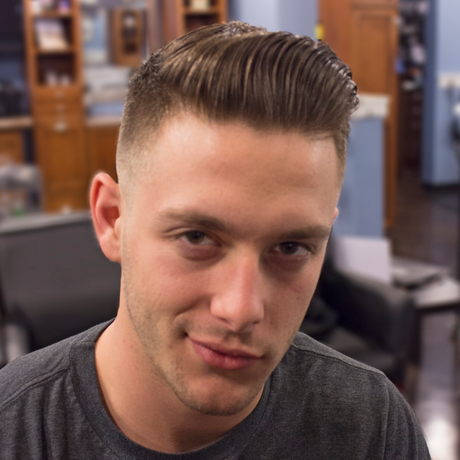 Men Short Hairstyles With Receding Hairline Awesome 2016 S Tapered Fade Haircuts Of Elegant