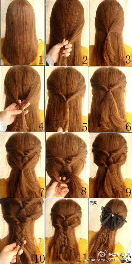 Cool Easy Hairstyles For Long Hair 13 2.jpegu201d
