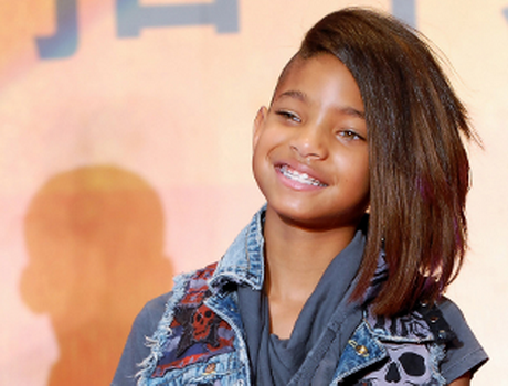 willow smith long hair