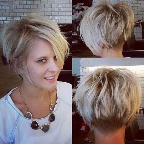 Short Hairstyles Back And Front Pictures 215015 Best Haircuts