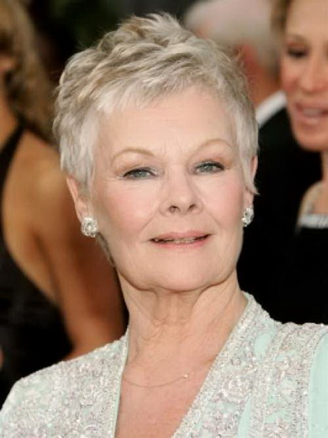 Short hairstyles for middle aged women