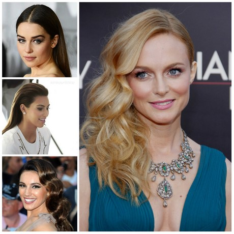 2016 Down Hairstyles For Prom