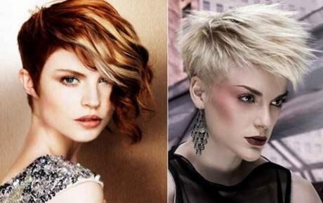 Fashionable Short Haircuts For Women 2017