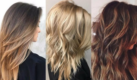2018 Long Layered Haircuts