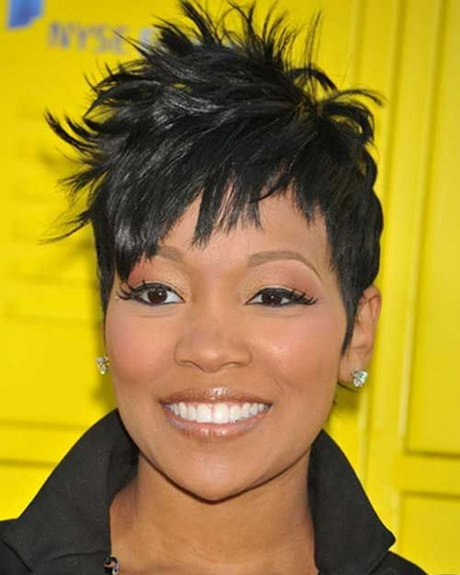 Short Black Hairstyles For Women 2018