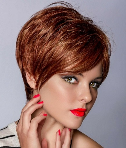 Short Hairstyle Trend 2018