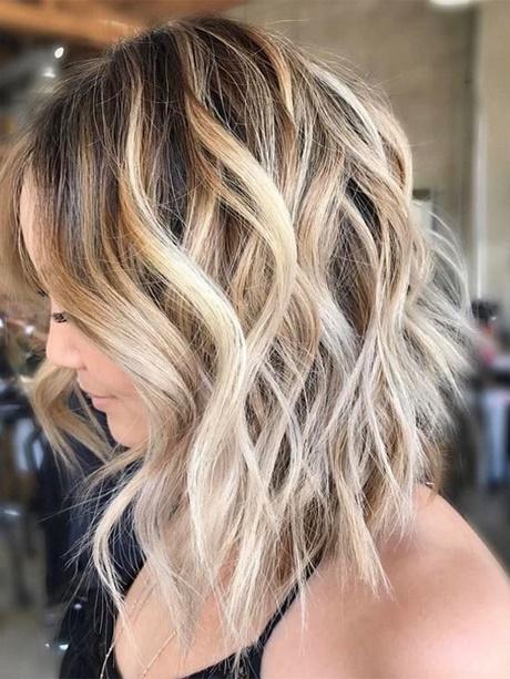 Trendy Medium Length Haircuts For 2018