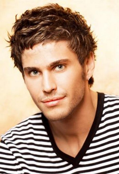 Nice hairstyles for men with short hair