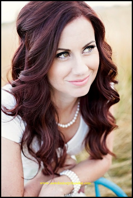 Graduation Hairstyles On Pinterest | Curled Ends Hairstyles And Hair