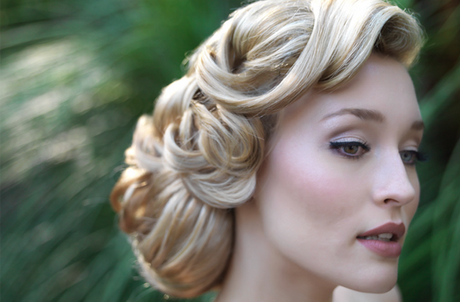 Easy Vintage Hairstyles On Pinterest | Vintage Hairstyles