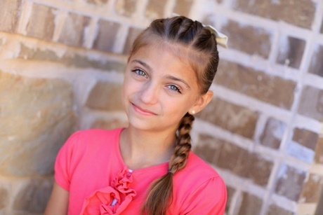 Hairstyles 9 Year Old Girls