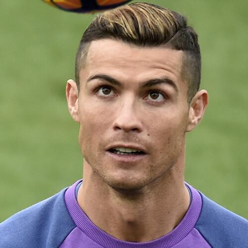 Hairstyles Ronaldo