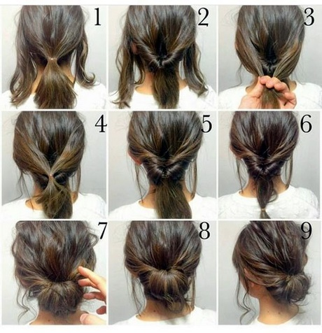 Short Hairstyles Easy For To Medium Length Hair