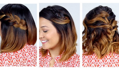Quick easy hairstyles zoella
