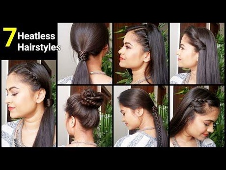 Quick Easy Faux Braid Hairstyles For Medium Long Hair Tutorial