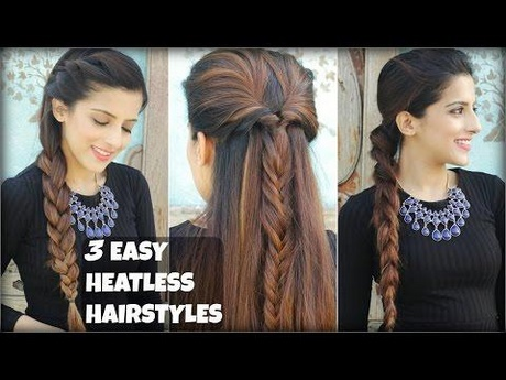Lilith Moon: Everyday Hairstyles For Medium/long Hair. Quick Cute