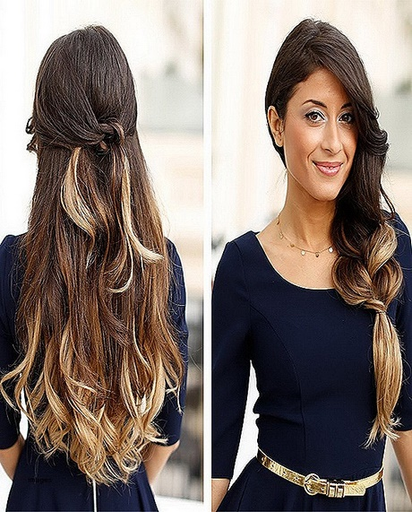 Cool Easy Hairstyles For Shoulder Length Hair U2013 New Hairstyle Ideas