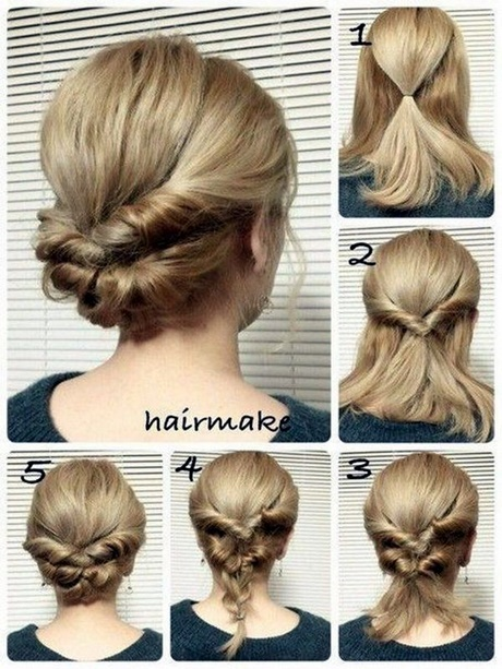 Up hairstyles for work