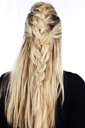 Hair Pin Up Styles Ideas