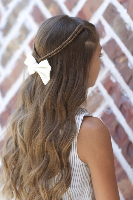 Cute Girls Hairstyles | Hairstyle Guide For Girls
