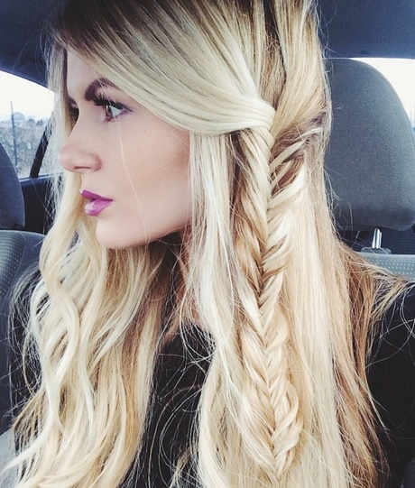 Easy fast hairstyles