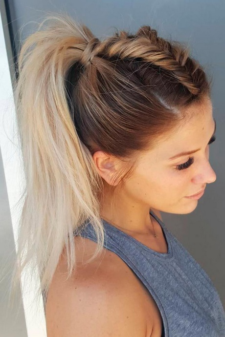 Hairstyle ideas for braids