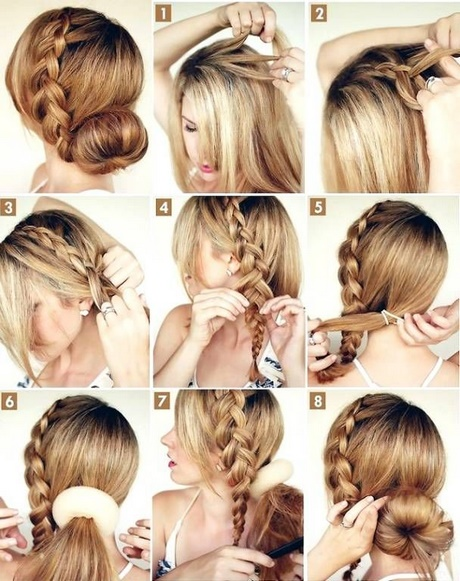 17 Best Ideas About Simple Hairstyles For Girls On Pinterest Hairstyle At Home Step