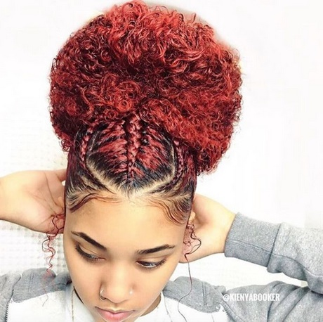 25+ best ideas about Natural Hair Braid Styles on Pinterest