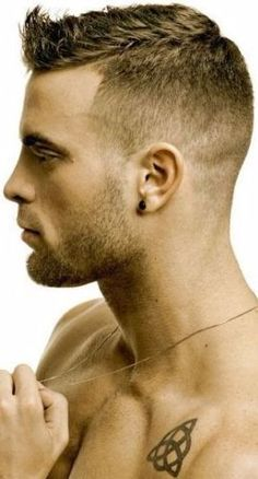 1000 Ideas About Men S Short Haircuts On Pinterest For
