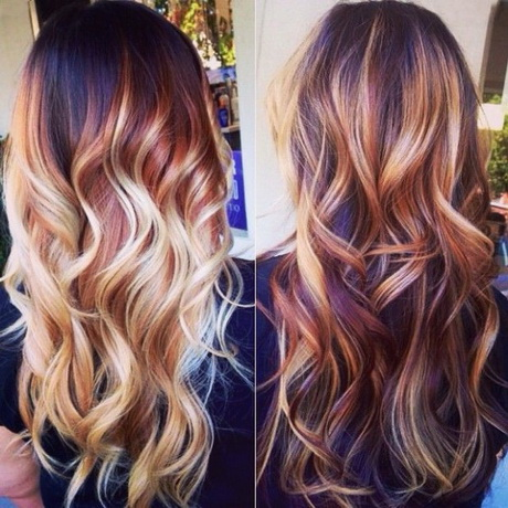 Trendy Hair Color Techniques Coloring Trends New Terminology