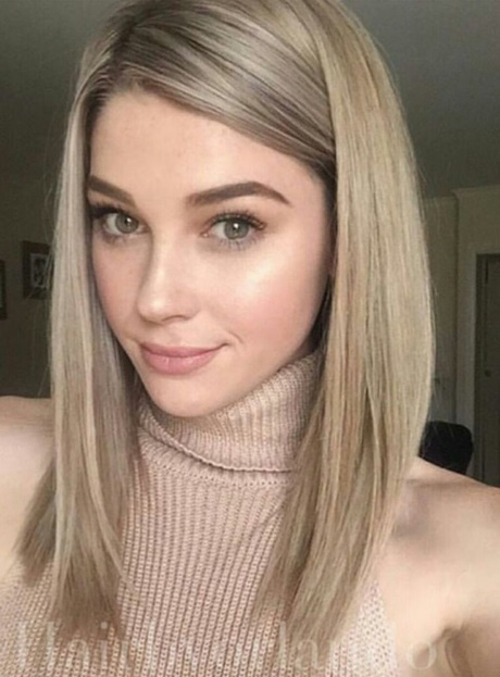 Best Hair Color For Medium Length Hair Of Blonde Hair