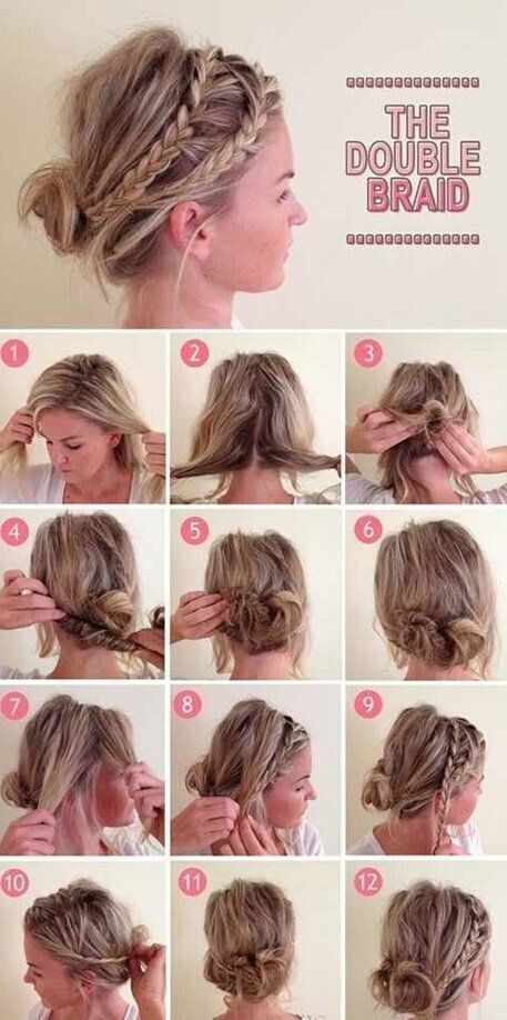 Casual Hairstyles For Long Hair Updos Http Heledis Com Having