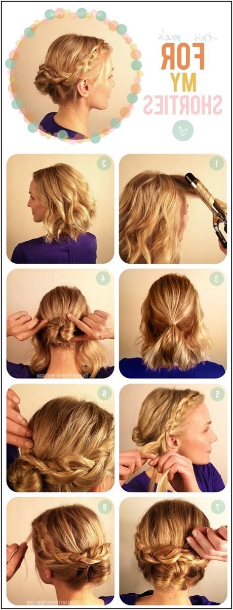 Cute Hairdos For Medium Length Hair