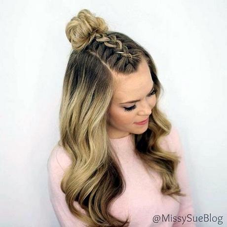Fast easy cute hairstyles