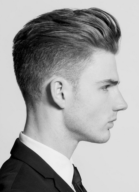 Ashy Bleached Blonde Hairstyle For Men 2016