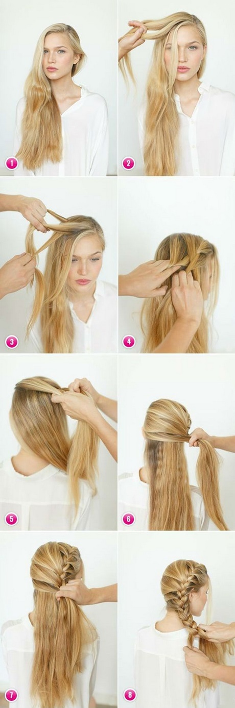 Quick and easy haircuts