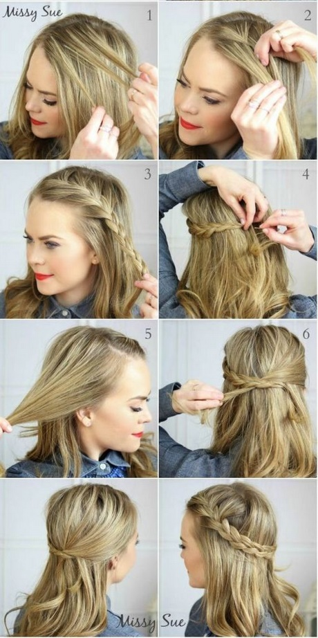 Hairstyles For Oily Greasy Hair L Quick Cute Easy School Hair
