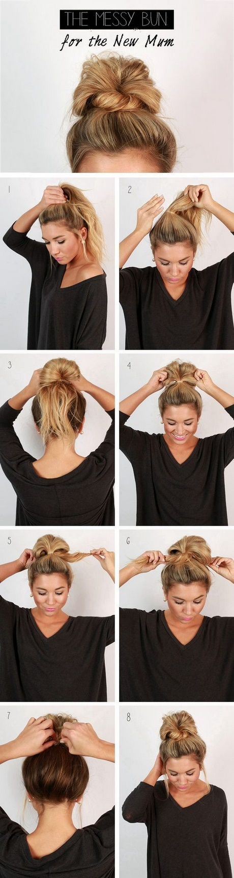 Quick Easy Back To School Hairstyles For Medium Long Hair