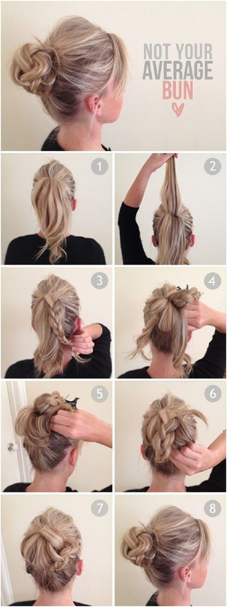 Top 9 Easy Everyday Hairstyles