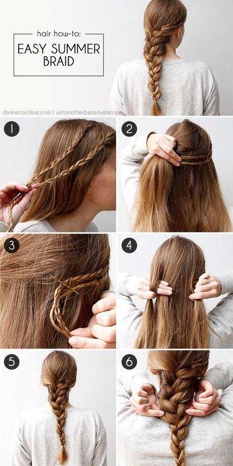 Summer Hairdos For Long Hair