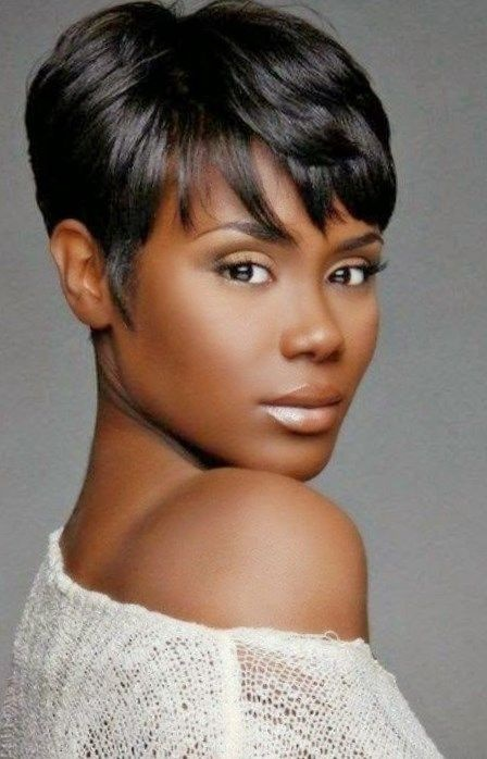 The latest hairstyles for black women