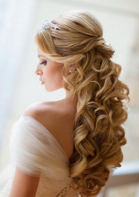 Bridal hairstyles wedding hairstyles long hair wedding hairstyles for long hair half up all hairstyles junglespirit Choice Image