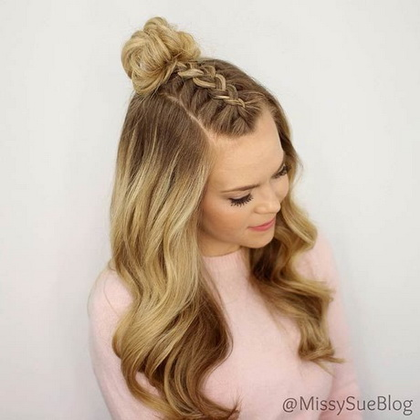 HD wallpapers cute and easy updo hairstyles for medium hair