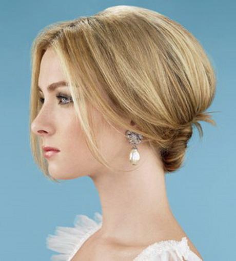 Modern hairstyles for weddings
