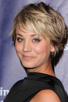 Short hair cut styles for ladies