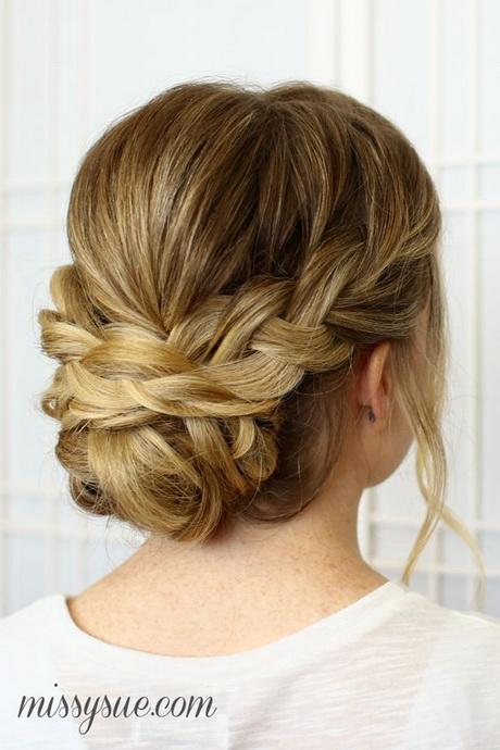 Updo Hairstyles Wedding Bridesmaid